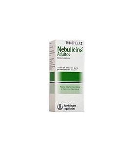 Nebulicina Adultos 10 ml