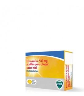 Vicks Formulatus 12 pastillas