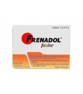 Frenadol Junior granulado para Solución Oral