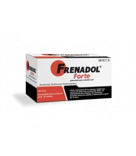 Frenadol Forte Granulado para solución Oral