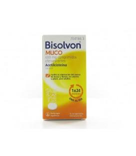 Bisolvon Muco 600 mg 10 Comprimidos Efervescentes